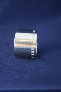 Ring Silber Spruch Zitat