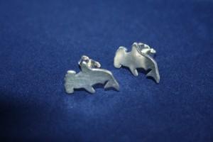 Hai/ Hammerhai/ Shark Ohrringe
